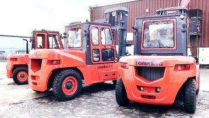 Chinese Forklift Market