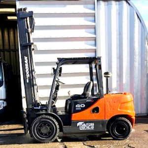 Diesel forklifts for sale and rental | Warranty and mainteinance