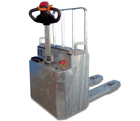 Electric Pallet 1.600 kg capacity