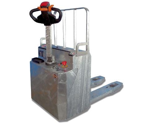 Electric Pallet 1.600 kg capacity
