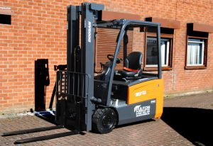 Electric lift truck, an investment in the future
