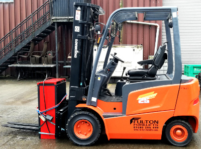 2.5-ton electric forklift