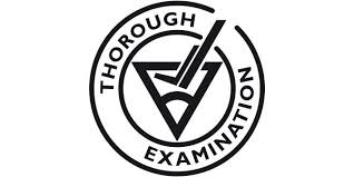 Thorough examination test