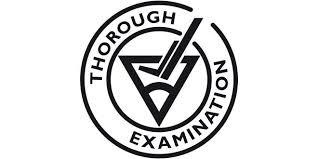 Thorough examination test