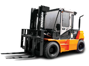 Material handling equipment diesel forklifts
