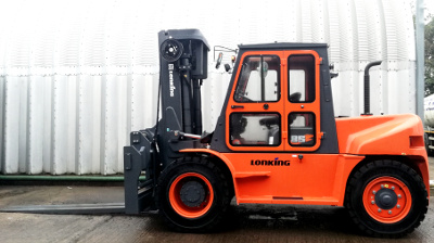 large capacity forklift for sale