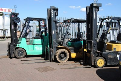 3 ton gas forklift trucks for sale