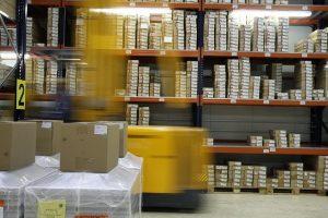 Forklift industry 2020